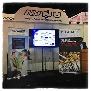 AVnu Alliance Pavilion